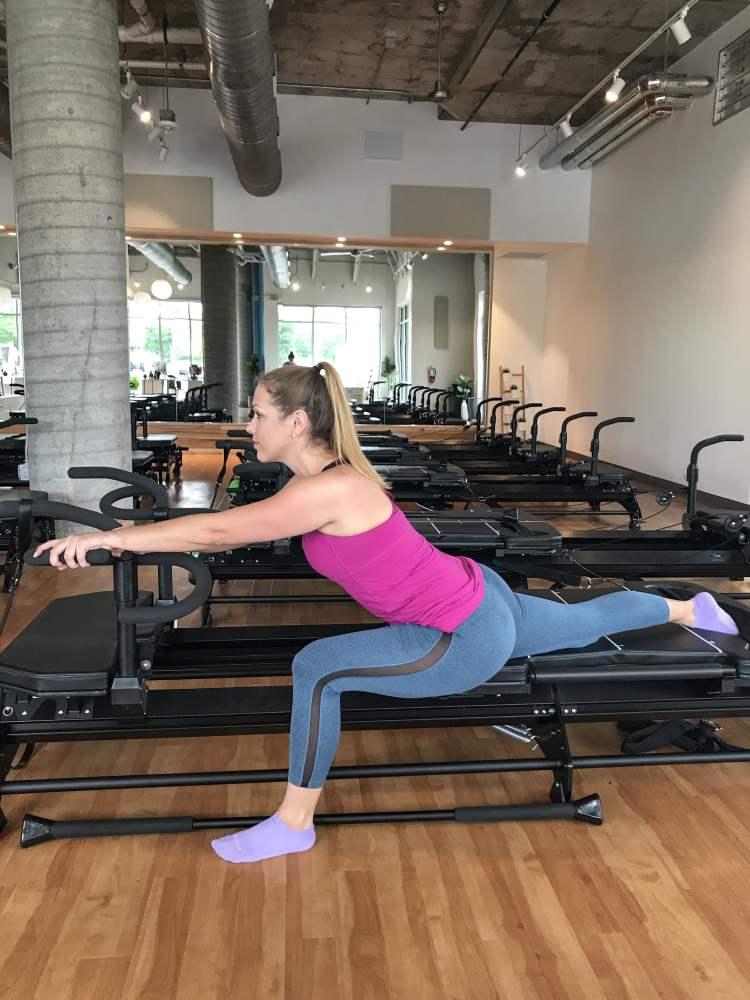 Pilates helps with Flexability