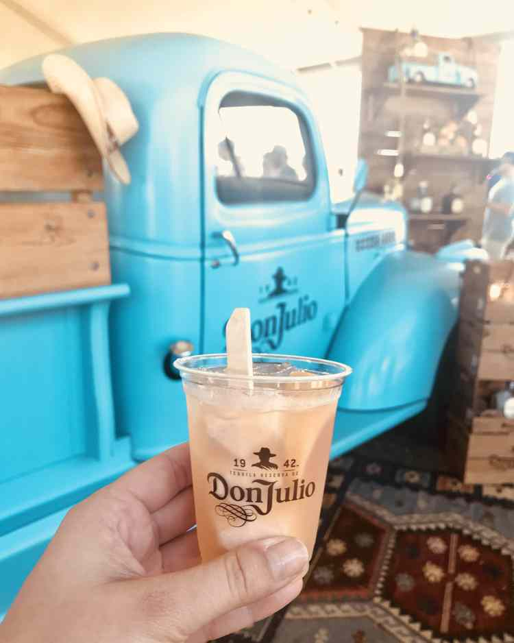 Austin Food and Wine Festival 2018 - don julio
