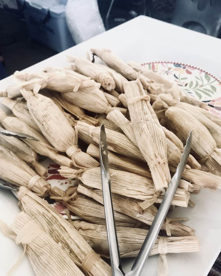 Austin Food and Wine Festival 2018 - tamales