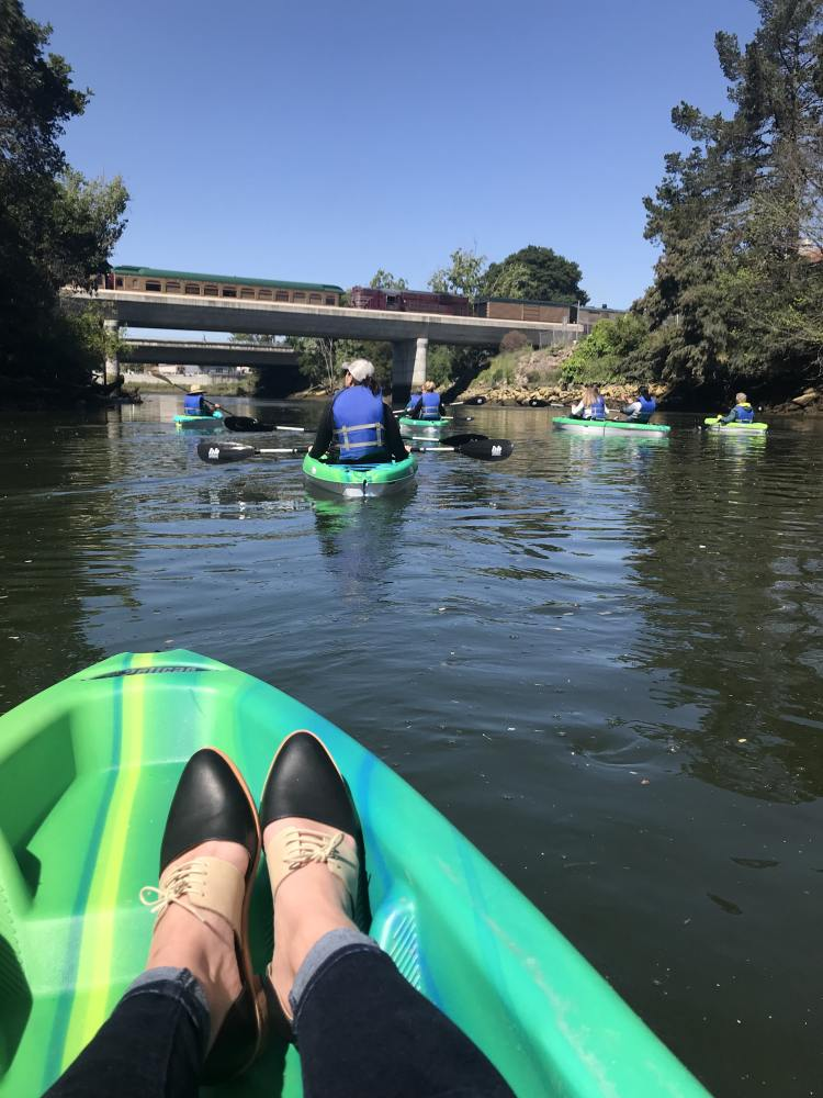 Napa River tour