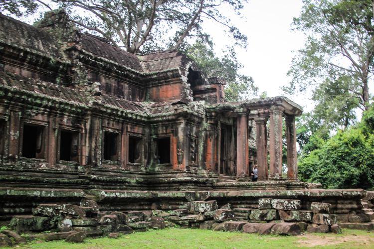 photos from angkor thom