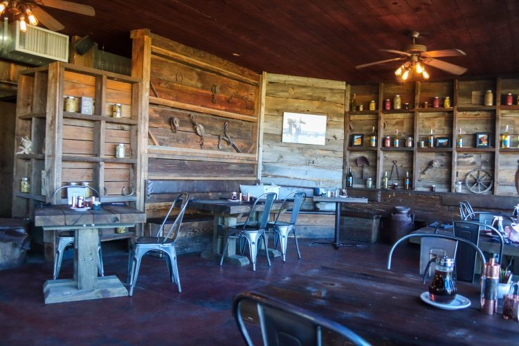 Zion Mountain Ranch: Where to Stay in Zion National Park | Cordwood Restaurant