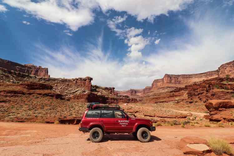 Canyonlands Utah Road Trip