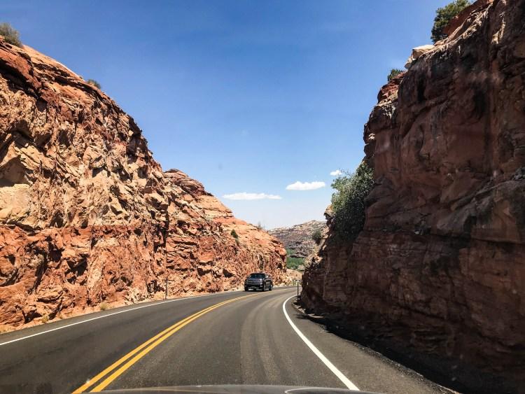 Scenic Byway 12 - Utah Road Trip-1052