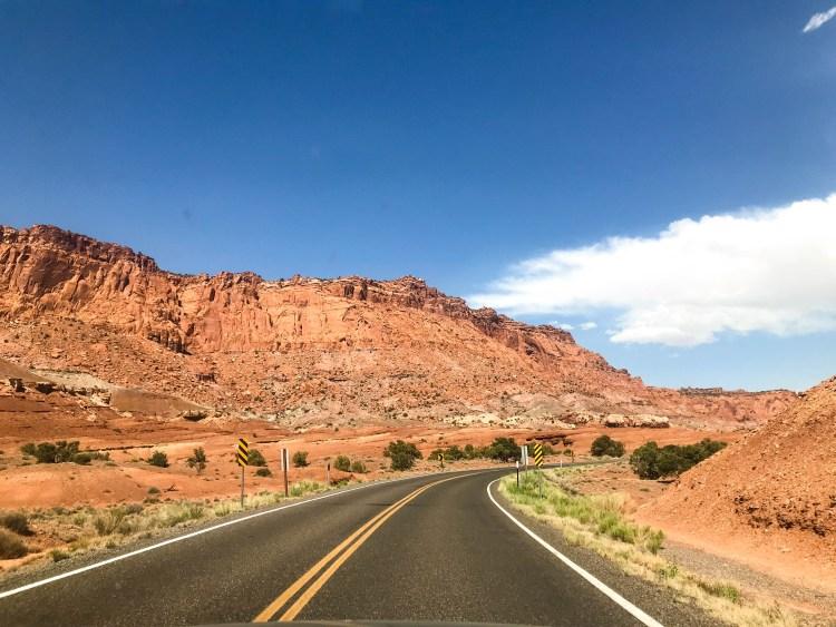 Scenic Byway 12 - Utah Road Trip-1092