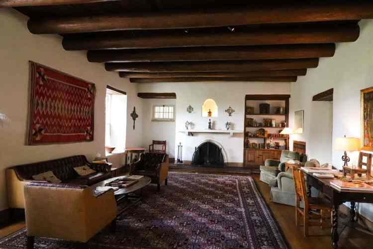 Hotel in Albuquerque - Los Poblanos Inn-24