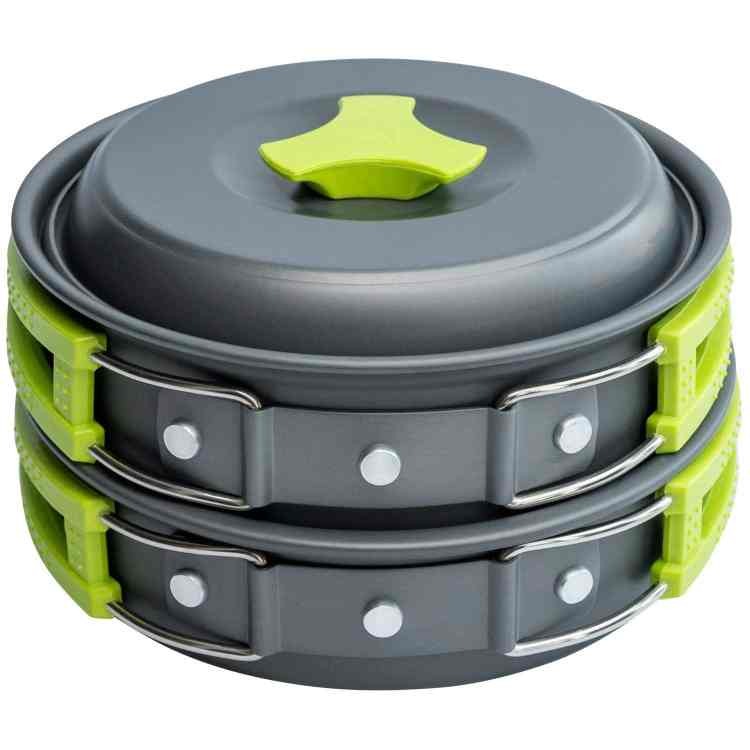 Camping Cookware Mess Kit 2