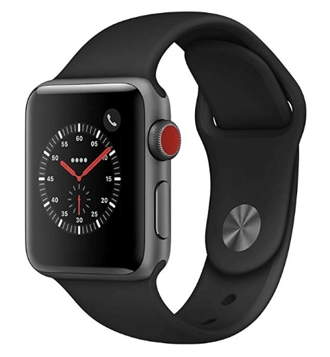 Mens gift guide: Apple Watch Series 3