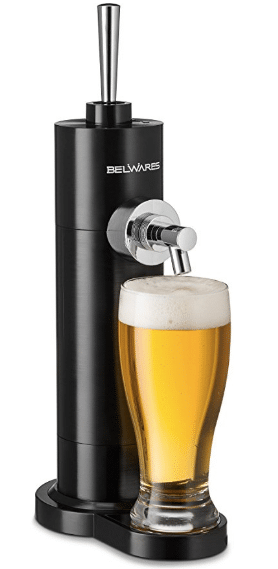 Mens gift guide Portable Beer Dispenser