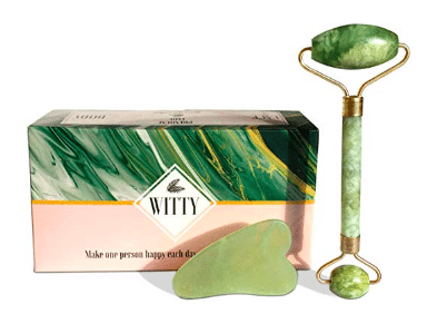 Jade Stone Facial Massager gifts for women