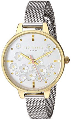 gifts for women Ted Baker Women's 'Kate' Quartz Stainless Steel Fashion Watch