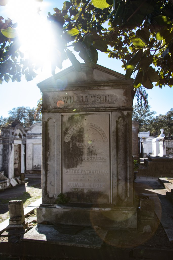 Lafayette Cemetery No. 1 -- The Best 48 Hour New Orleans Itinerary: Ultimate Weekend Guide to NOLA