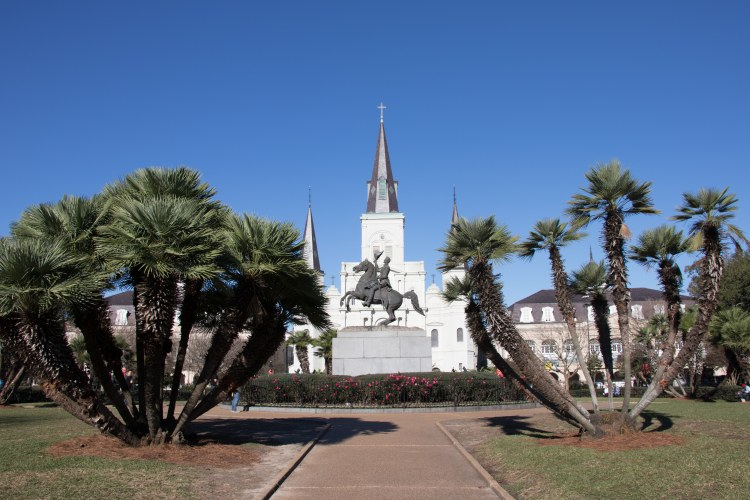 The Best 48 Hour New Orleans Itinerary: How to Spend a Weekend in NOLA - Jackson Square