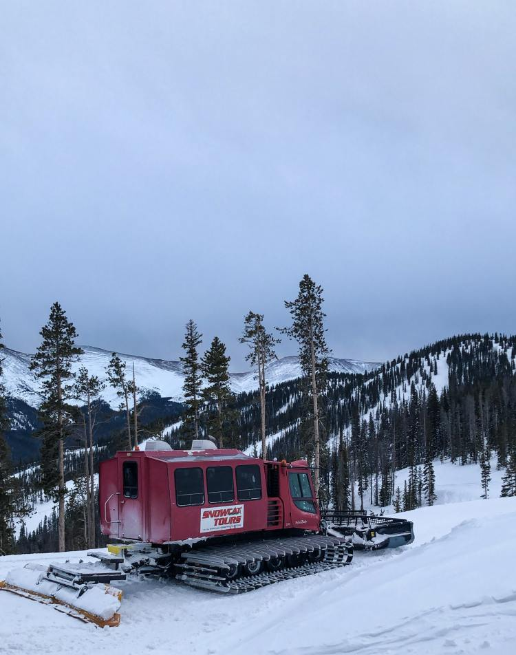 Everything You Need To Know About Visiting Winter Park Resort -- SnowCat Tour