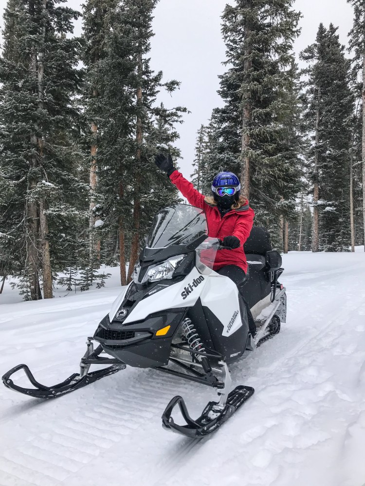 Everything You Need To Know About Visiting Winter Park Resort - Snowmobiling