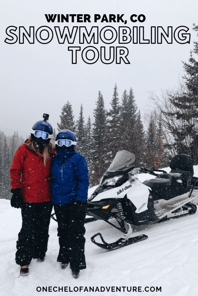 Things to do in Winter Park, CO: Snowmobile Tour