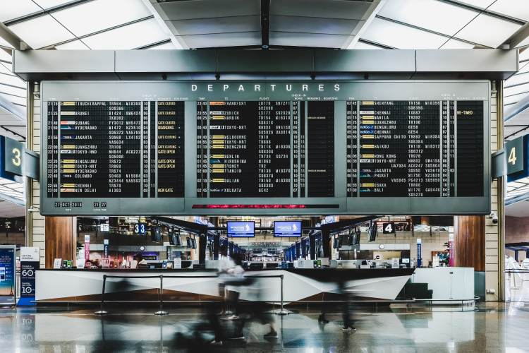 Why LASIK is Great for Travelers in Airports