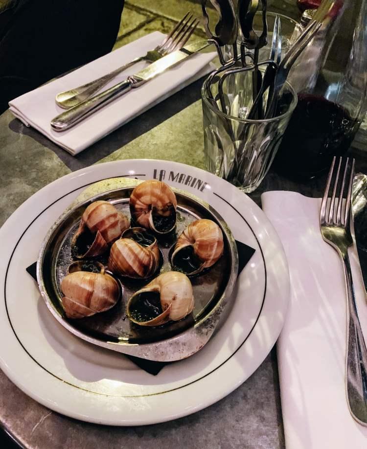 La Marine, café-restaurant du Canal Saint Martin, Paris