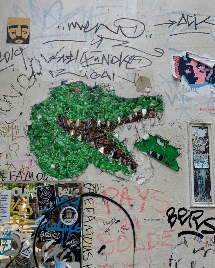 Romantic Weekend in Paris - Montmartre Street Art Murals