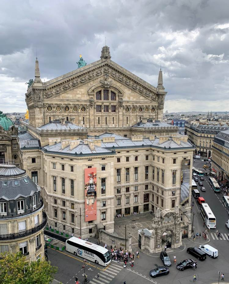 How to Have a Romantic Weekend in Paris - Palais Garnier