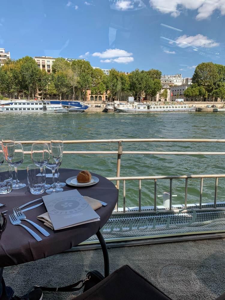 Bateaux River Lunch Cruise Paris Premier Service