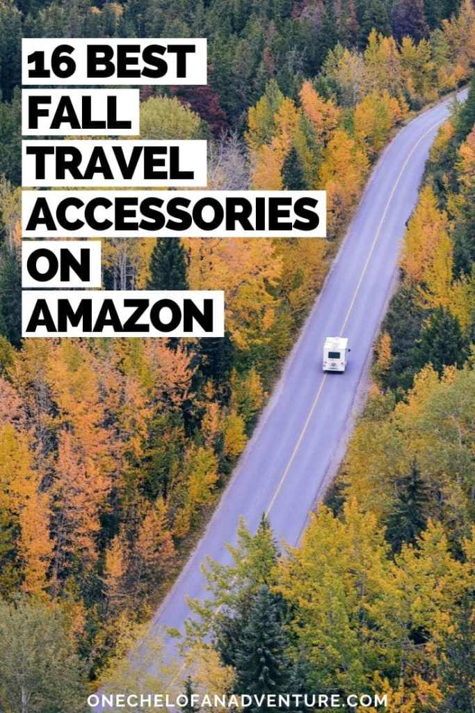 16 Best Travel Accessories You Need For Fall 2019