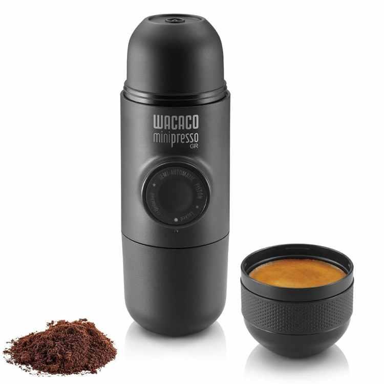 Unique Gift Ideas Under $50 - Portable Espresso Machine