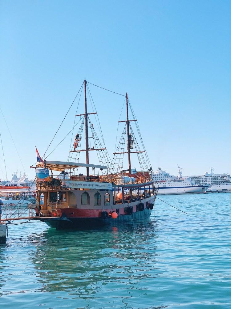 Split Boat Tour