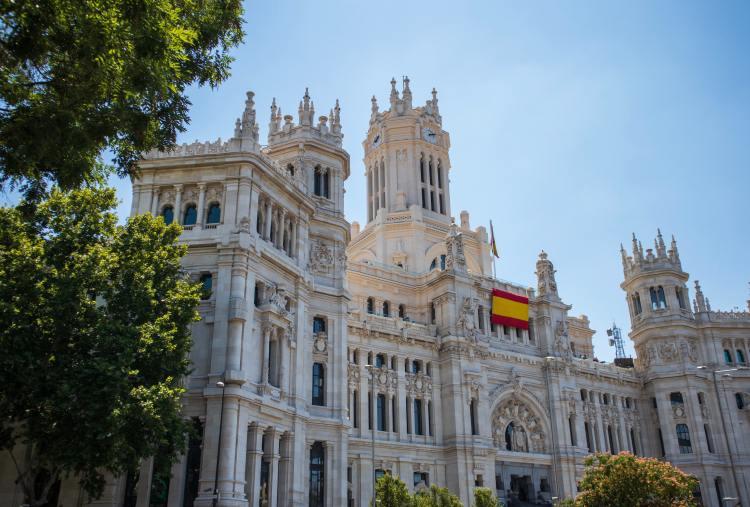 Madrid Spain Travel Hashtags for Instagram
