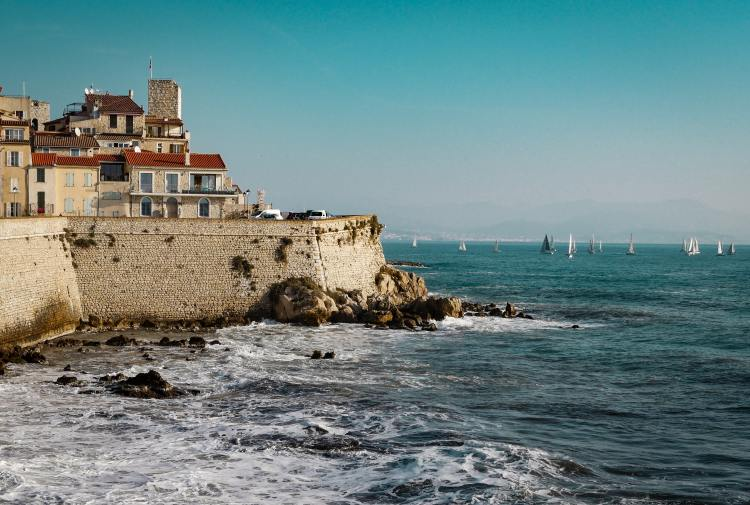 Best Antibes France Travel Hashtags for Instagram