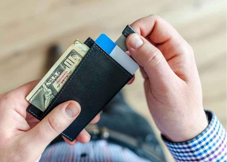 International Travel Essentials - cash and cards
