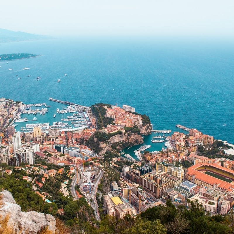 Destinations - Monaco