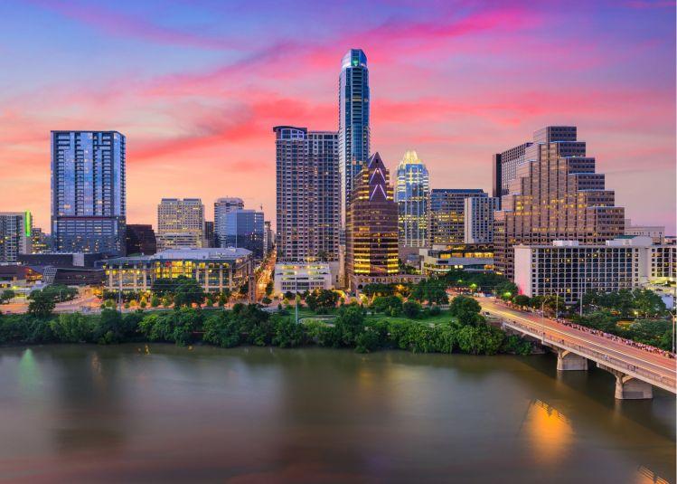 Austin TX downtown Hashtags
