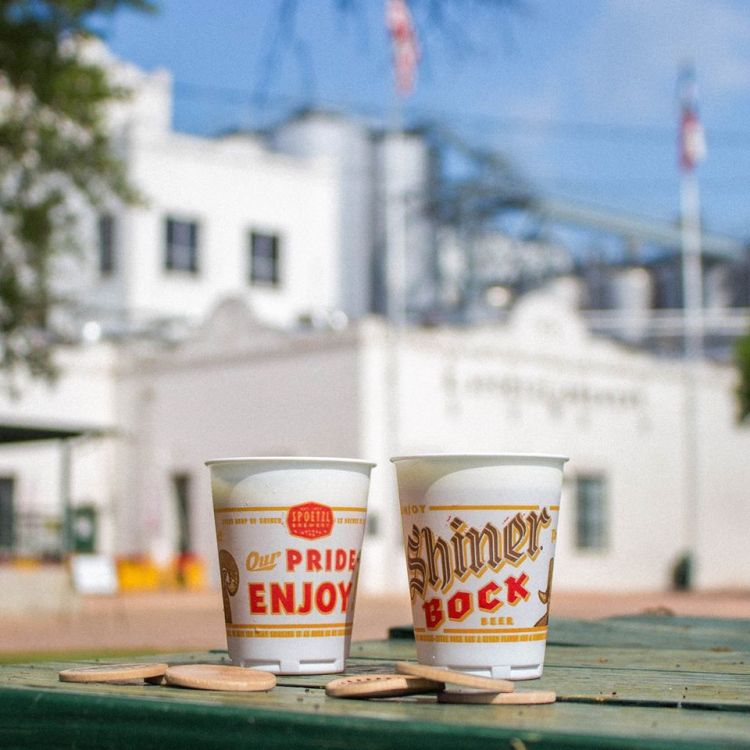 Day Trip from Austin - Shiner Brewery