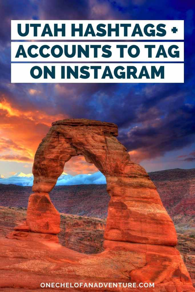 Utah Hashtags Instagram accounts