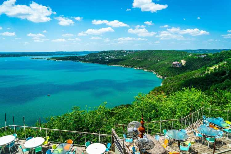 Day Trip from Austin - Lake Travis