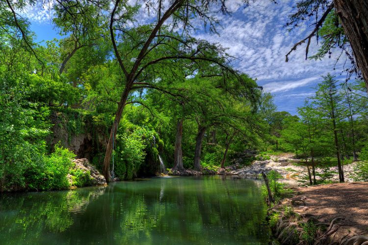 Day Trip from Austin - krause springs