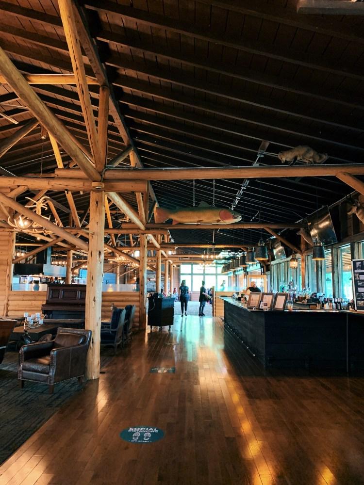Grand Lake Lodge Bar