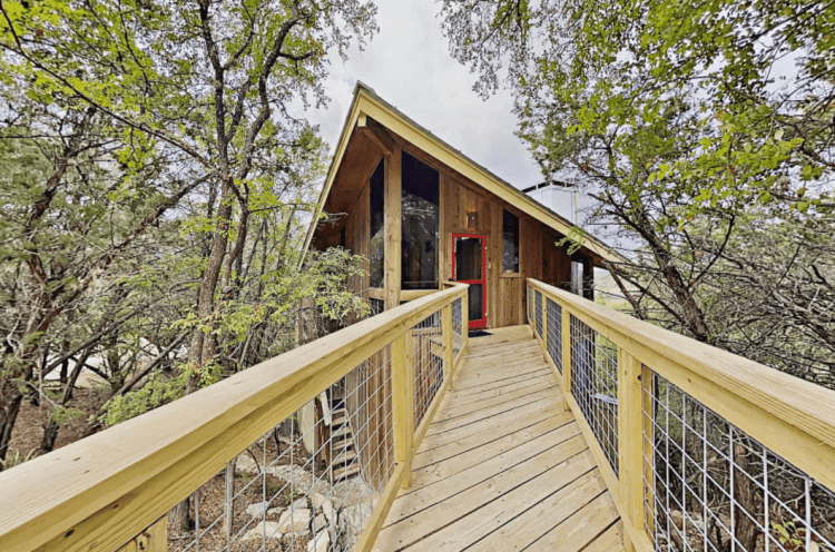 Luxury Texas Treehouse for Rent