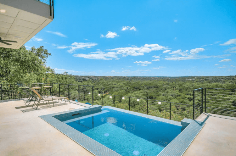 best austin airbnb with pool