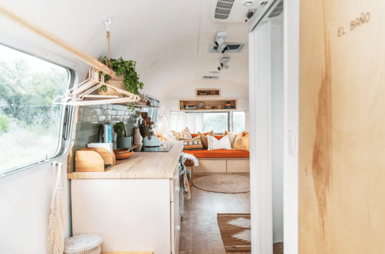 Hill Country Airbnb Airstream