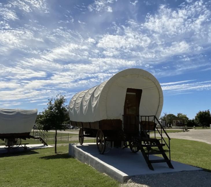 Conestoga Wagon Airbnb