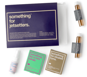 travel gifts - The Essential Traveler Wellness Kit