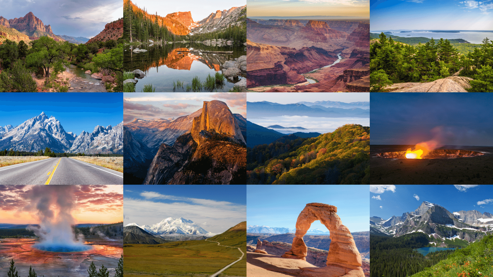 Most Beautiful National Parks in the USA
