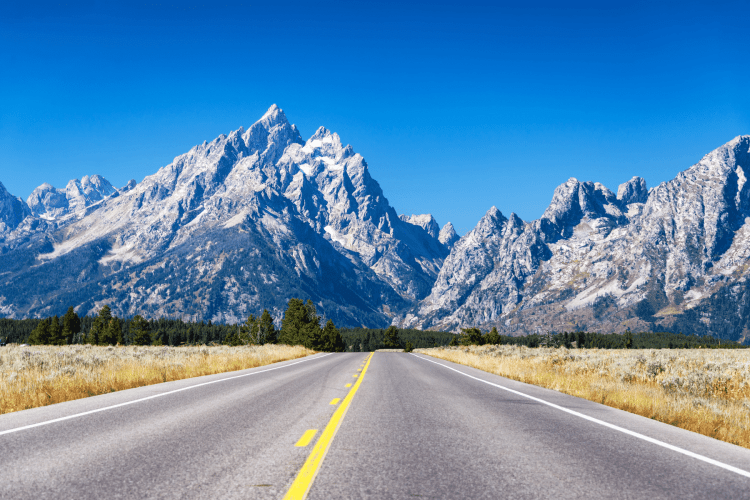 Most Beautiful National Parks in the USA - Grand Teton