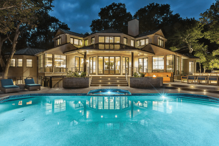 Luxury Lake Austin Stay for Bachelorette Party