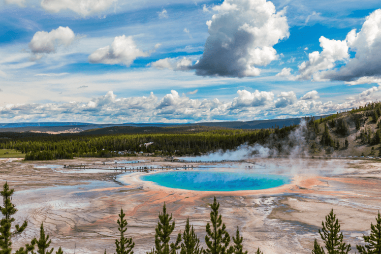 Most Beautiful National Parks in the USA - Yellowstone
