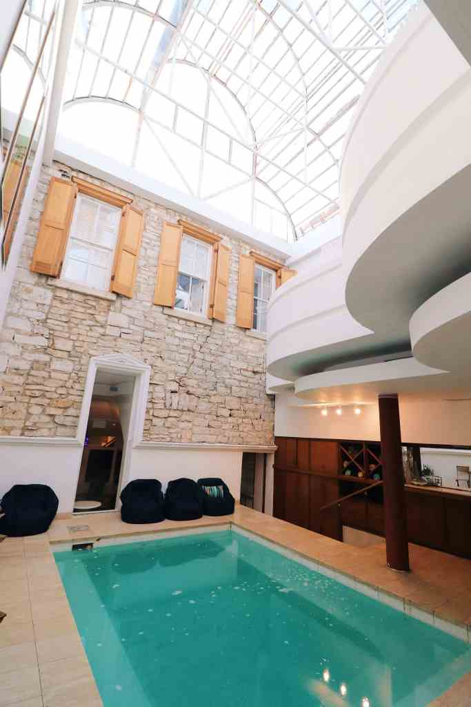 Austin Graeber House Swimming Pool