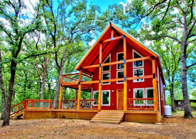East Texas Cabin for Rent Airbnb