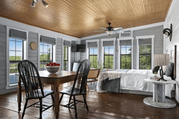 fredericksburg cabin rentals in texas